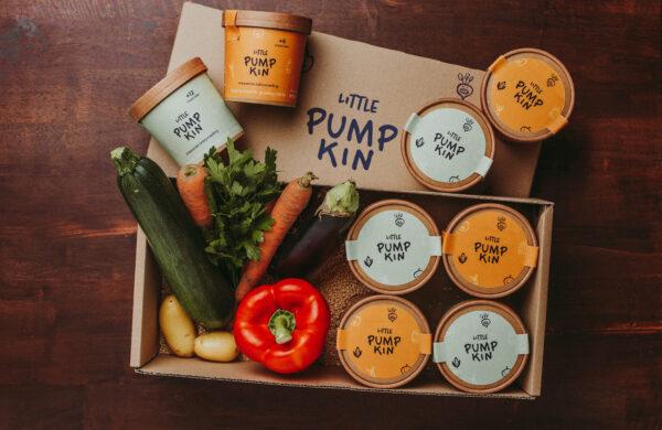 Little Pumpkin food for kids