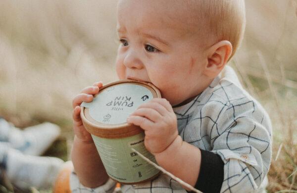 little pumpkin baby voeding