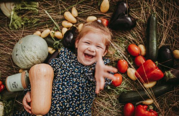 kinderen gelukkig baby peuter voeding